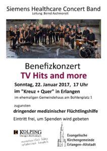 Siemens Healthcare Concert Band - Benefizkonzert @ Kreuz&Quer   Erlangen   Bayern   Deutschland