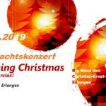 Swinging Christmas - Weihnachtskonzert der SHCB @ Redoutensaal Erlangen